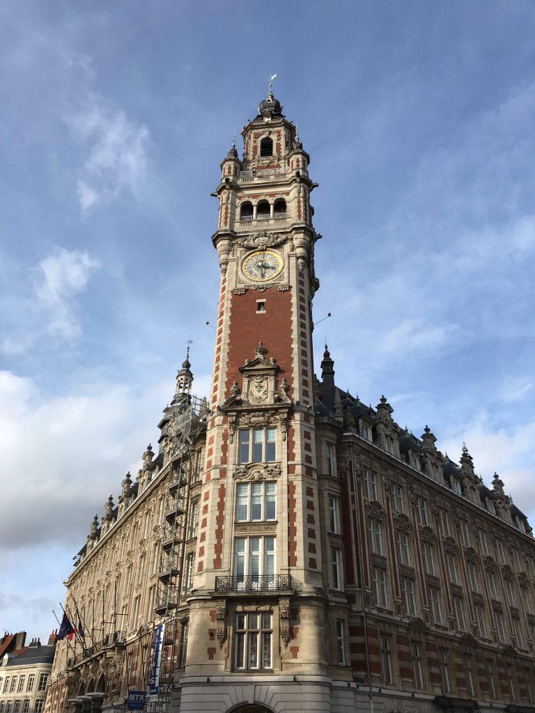 turismo em Lille na França