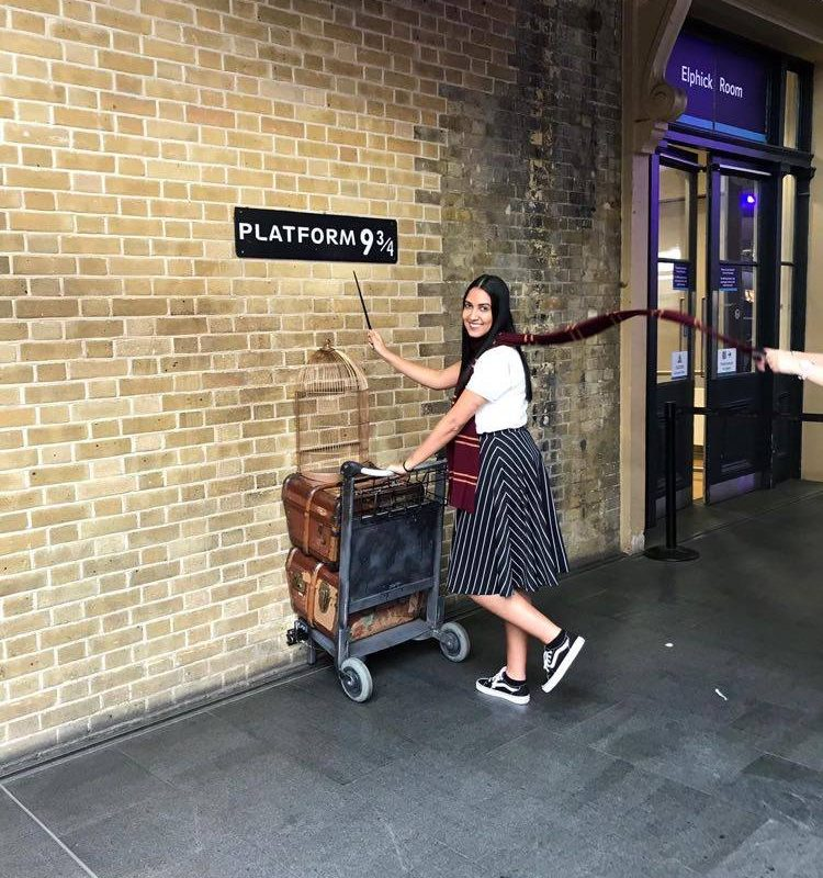 Plataforma 9 3/4 do Harry Potter em Londres: guia completo