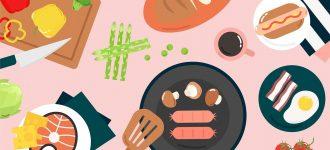 12 receitas para fazer na quarentena