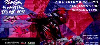 """""""Beagá, A Capital do Hip Hop"""": projeto valoriza o papel do Hip Hop no turismo da cidade"""